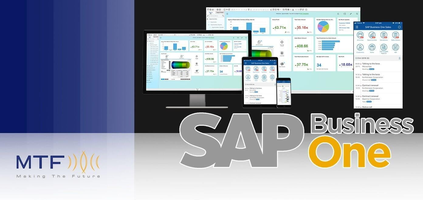 Analisi e Reportistica con SAP Business One