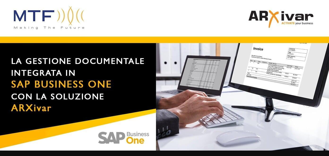 Il Documentale ed il GDPR in SAP Business One
